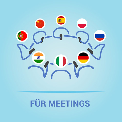 Multitalk für meetings