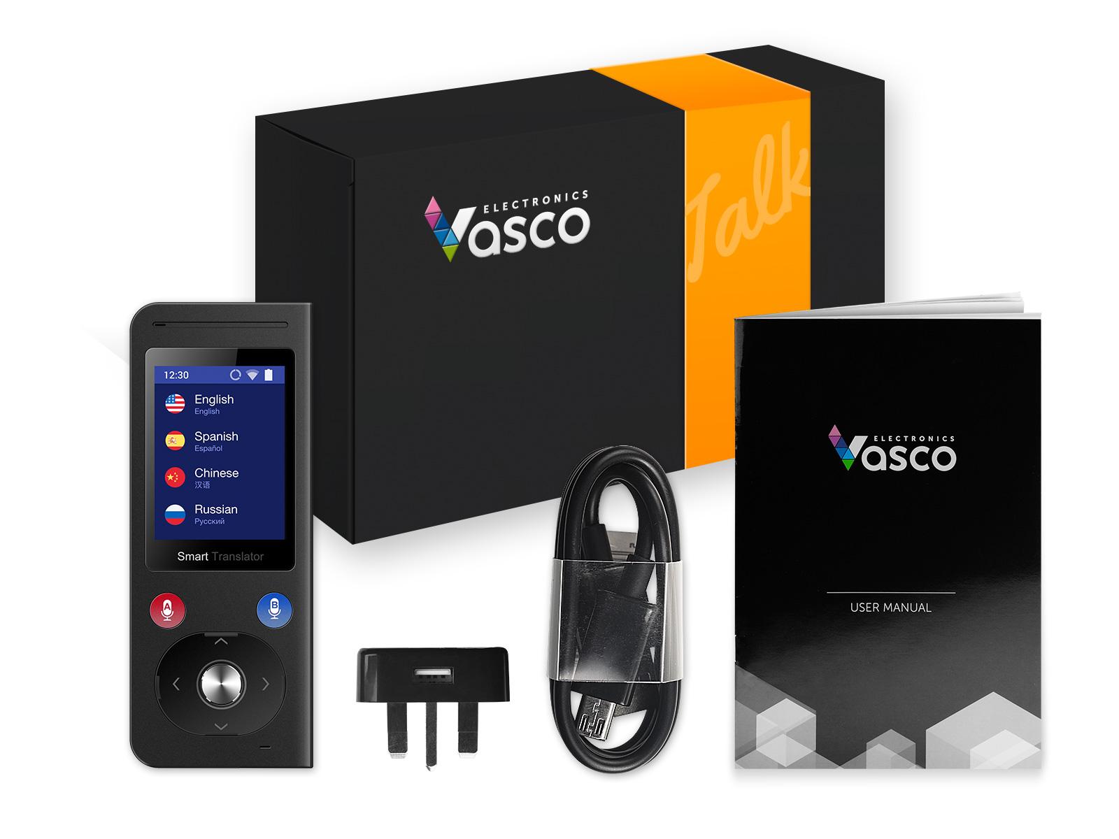 Vasco Mini Set