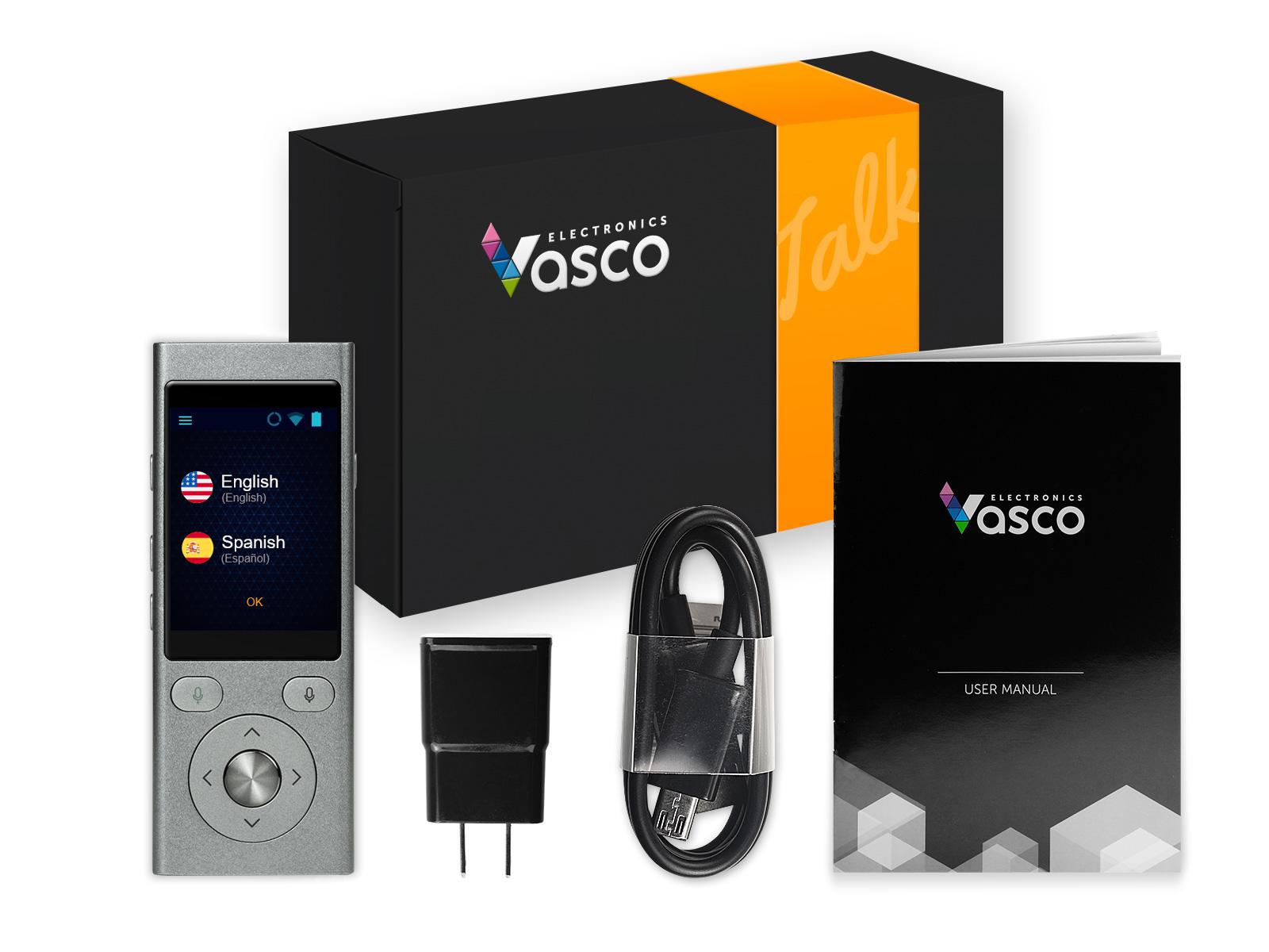 Vasco Mini2 set