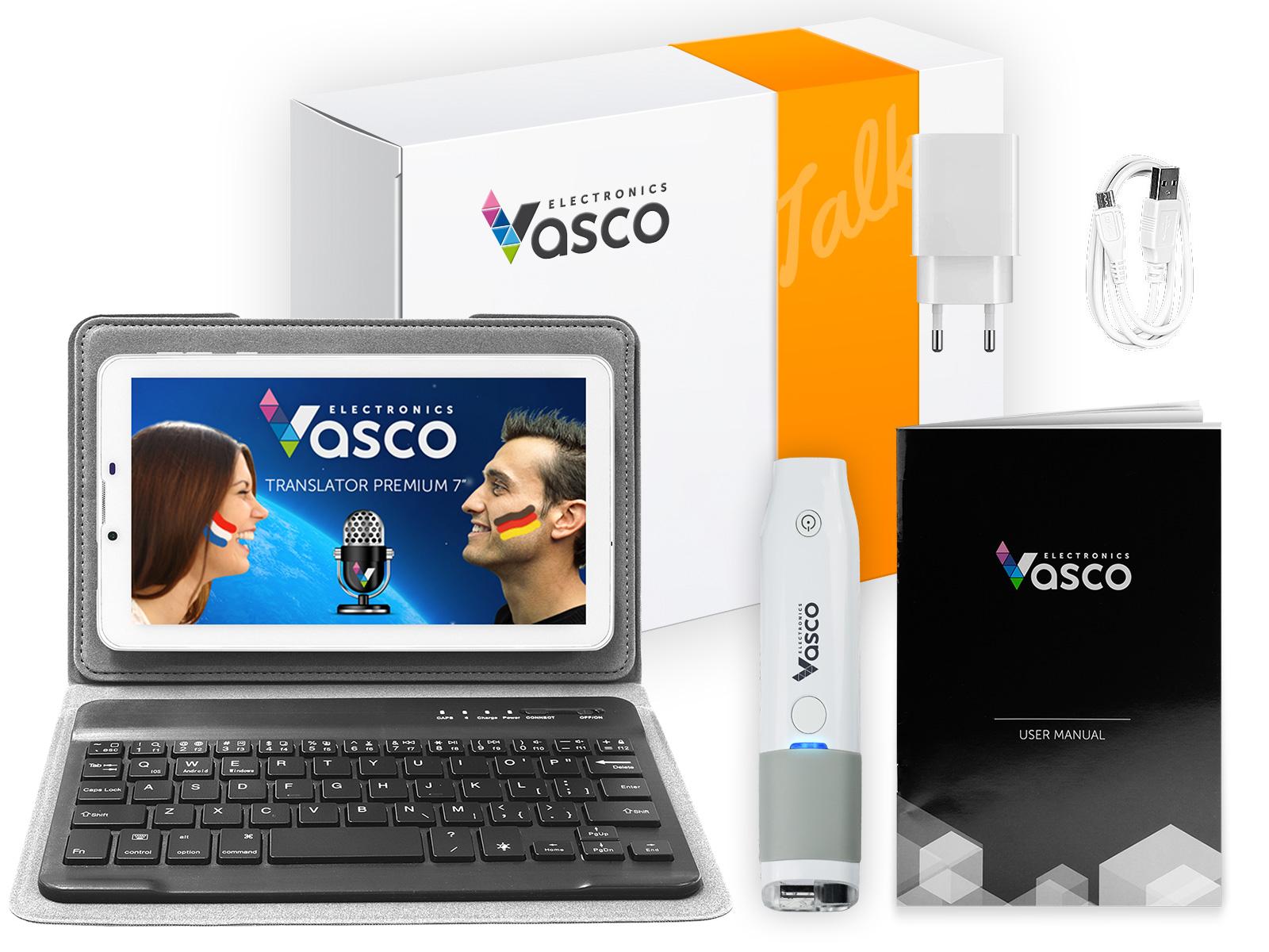 The set of Vasco Translator 7