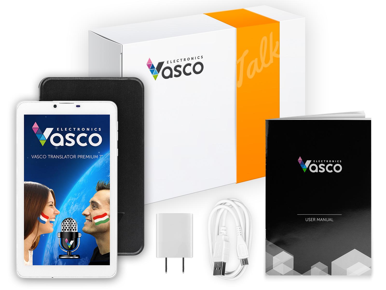Vasco Translator Premium 7 Set